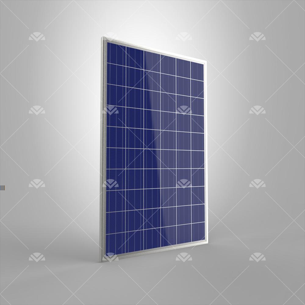 260Watt Polikristal Güneş Paneli