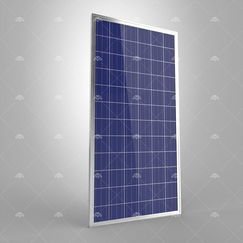 300Watt Polikristal Güneş Paneli