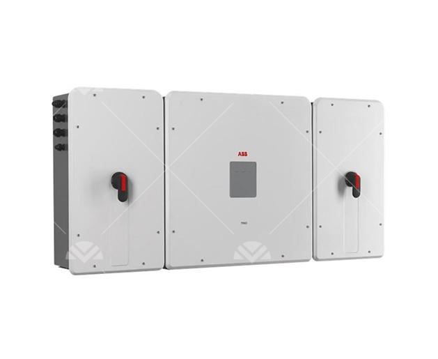 Trio Tm 60 0 480 On Grid Inverter Vipnet Solar G 252 Neş