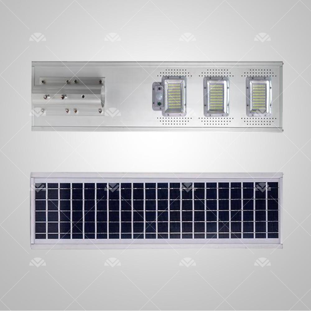 (150W Led) Solar Sokak Aydınlatma Armatürü (All In)2