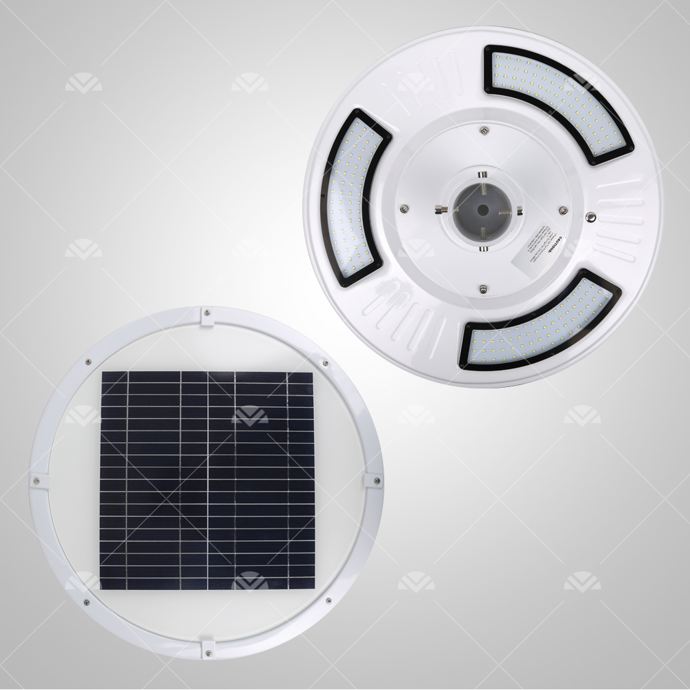 15Watt Led Solar Sokak Aydınlatma Armatürü(ALL IN)2