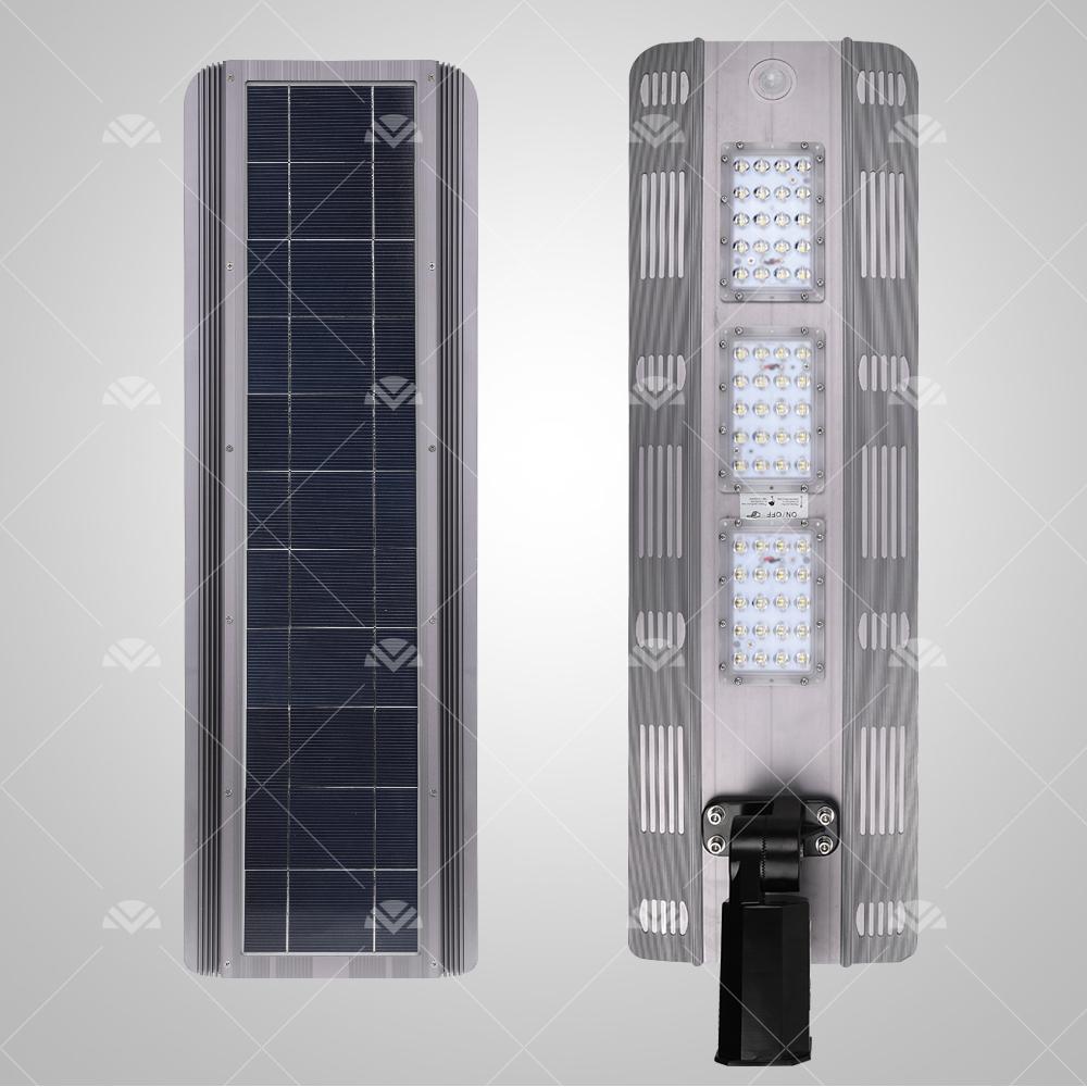 60Watt Led Solar Sokak Aydınlatma Armatürü(ALL IN)2