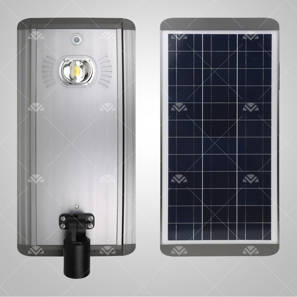 30Watt Led Solar Sokak Aydınlatma Armatürü(ALL IN)2