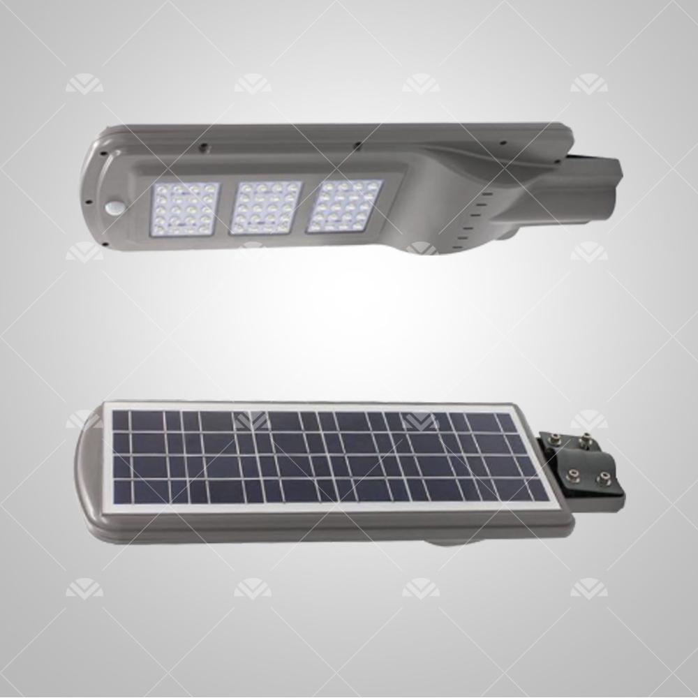 (60W Led) Solar Sokak Aydınlatma Armatürü(ALL IN)2