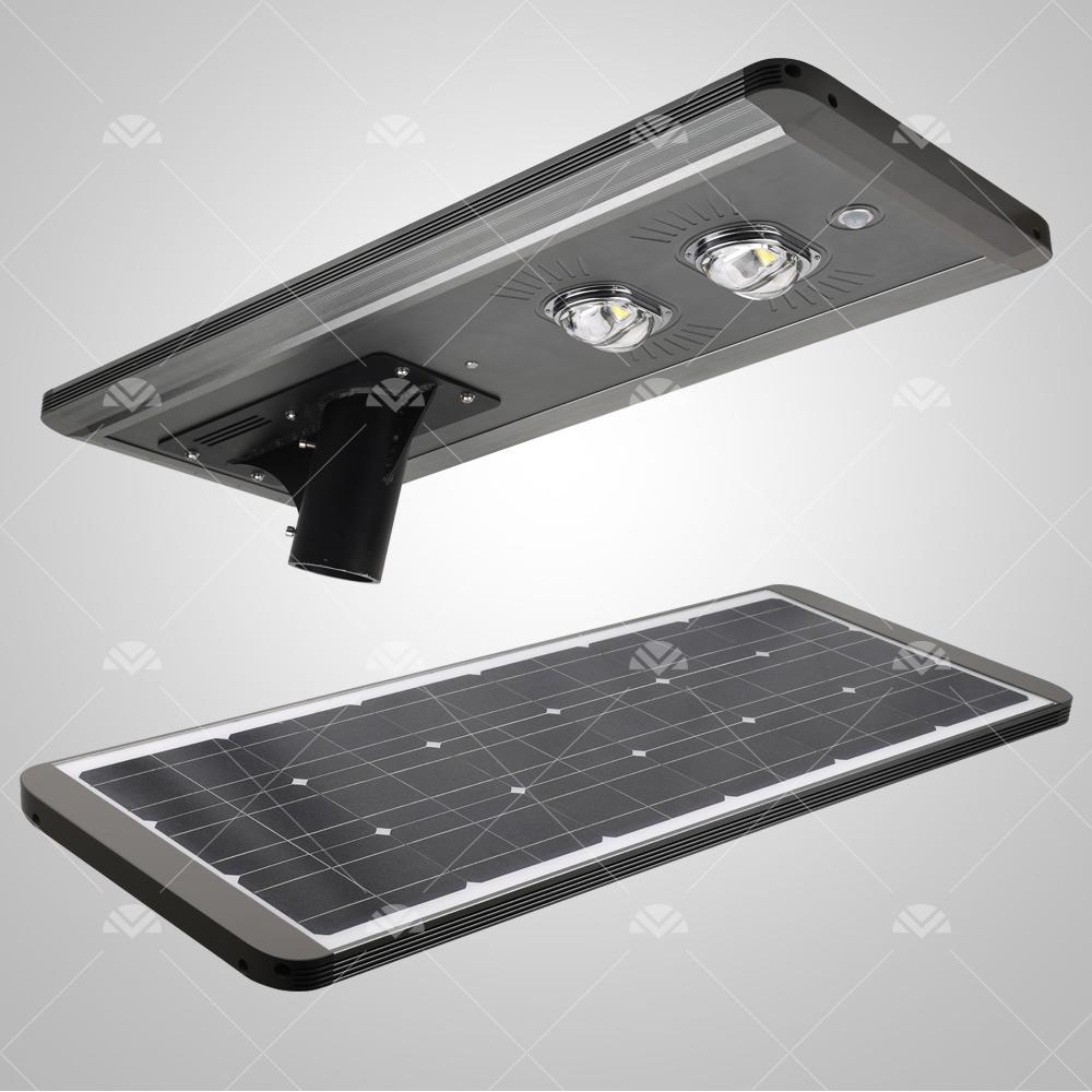 50Watt Led Solar Sokak Aydınlatma Armatürü(ALL IN)2