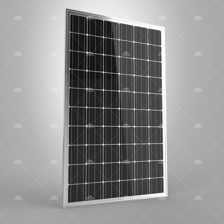 290Watt Monokristal Güneş Paneli