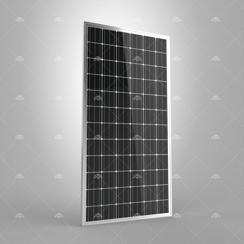 325Watt Monokristal Güneş Paneli