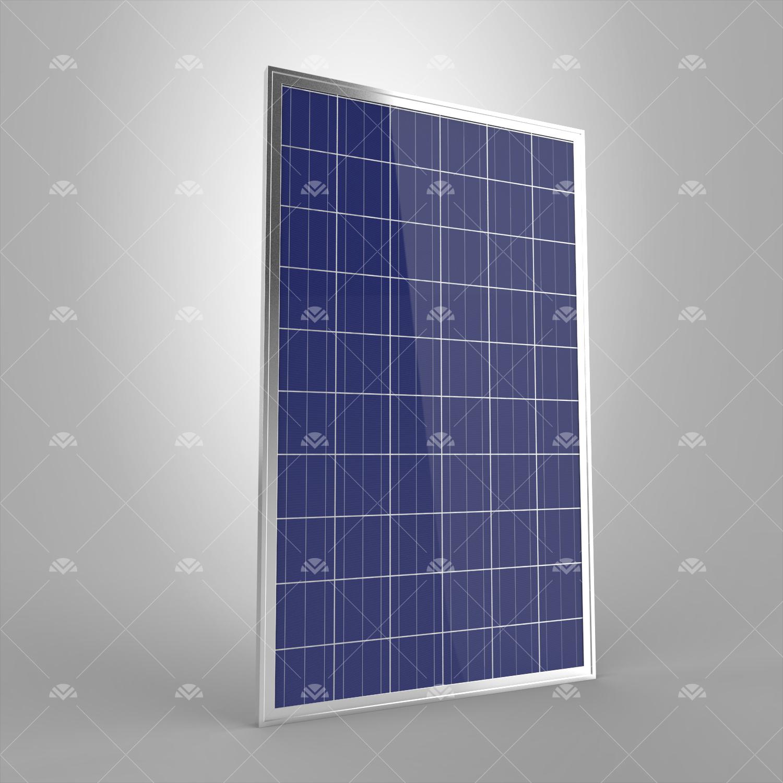 265Watt Polikristal Güneş Paneli