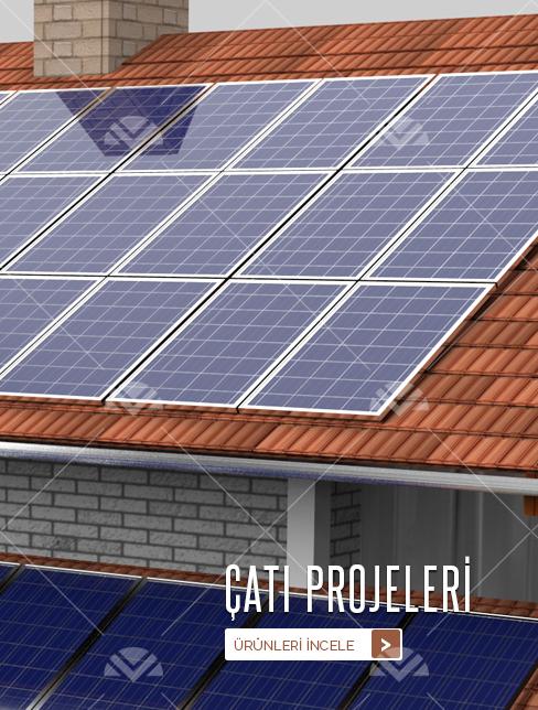 Solar Çatı Projeleri
