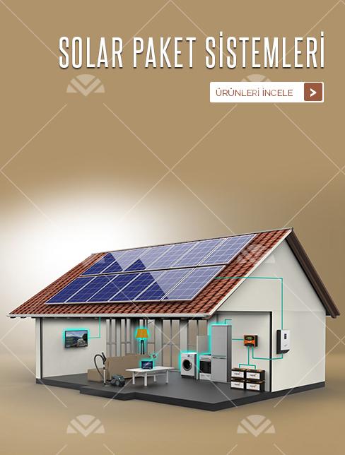 Solar Paket Sistemler